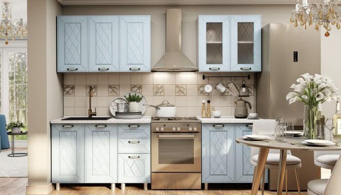 кухонный гарнитур - Афина — 1