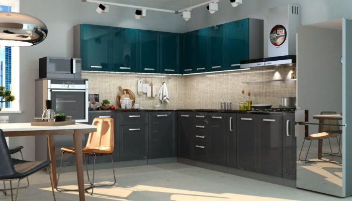 кухонный гарнитур - Алена — 5