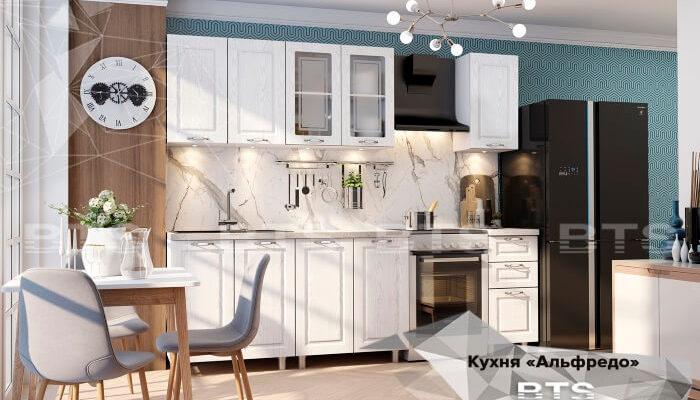кухонный гарнитур - Альфредо — 4