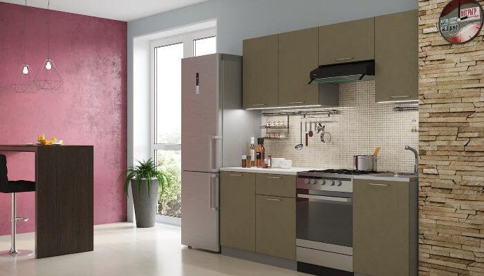 кухонный гарнитур - Анжелика — 5