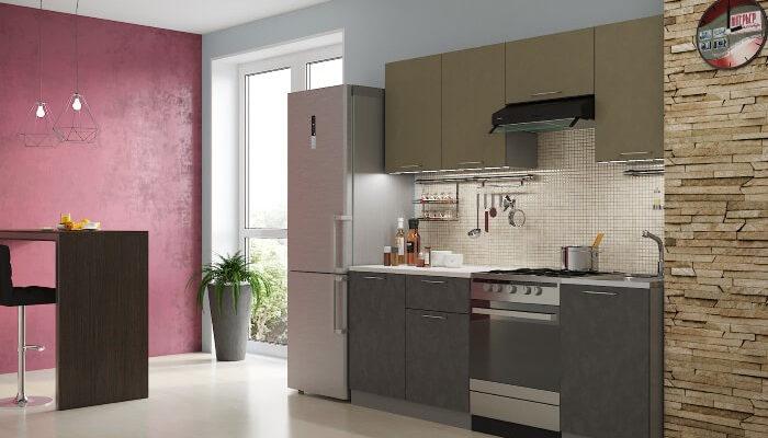 кухонный гарнитур - Анжелика — 6