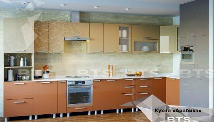 кухонный гарнитур - Арабика — 2