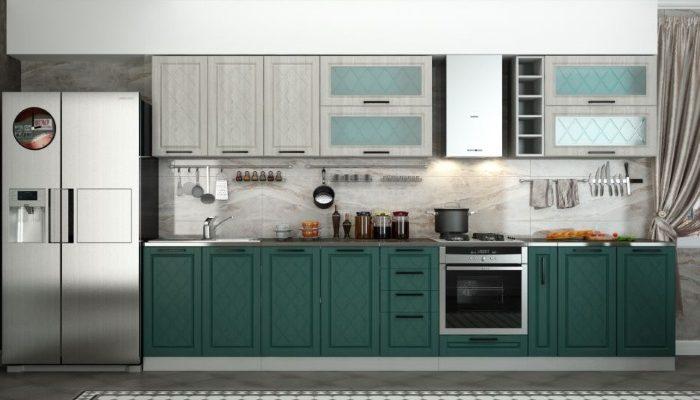 кухонный гарнитур - Аврора — 3