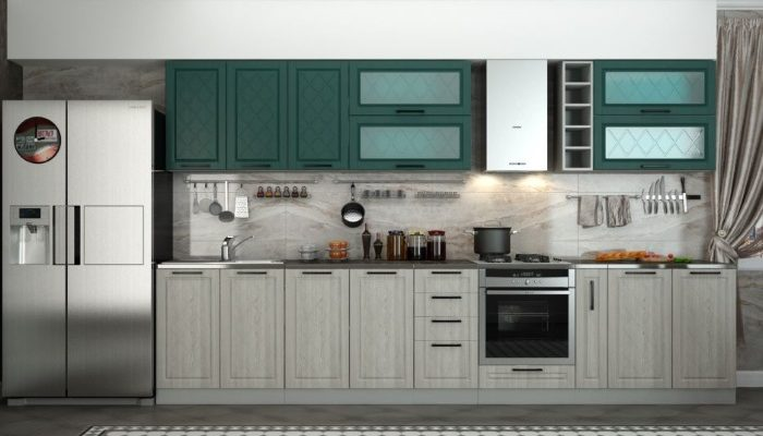 кухонный гарнитур - Аврора — 4