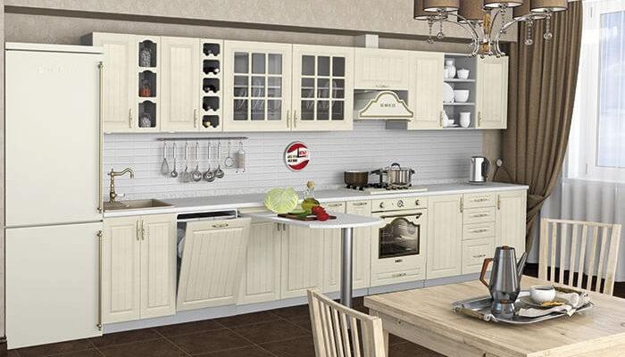 кухонный гарнитур - Елена — 6