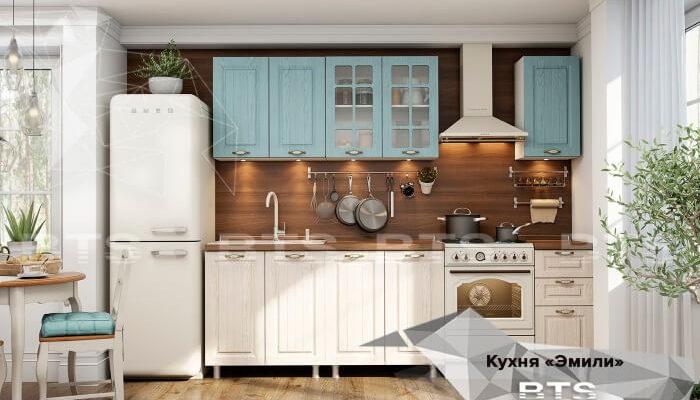 кухонный гарнитур - Эмили — 1