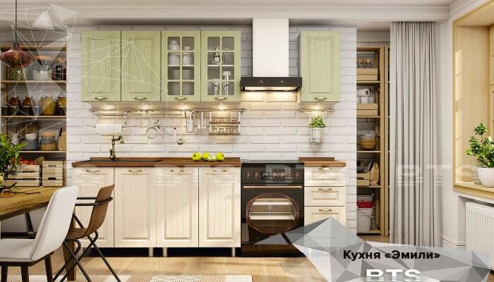 кухонный гарнитур - Эмили — 3