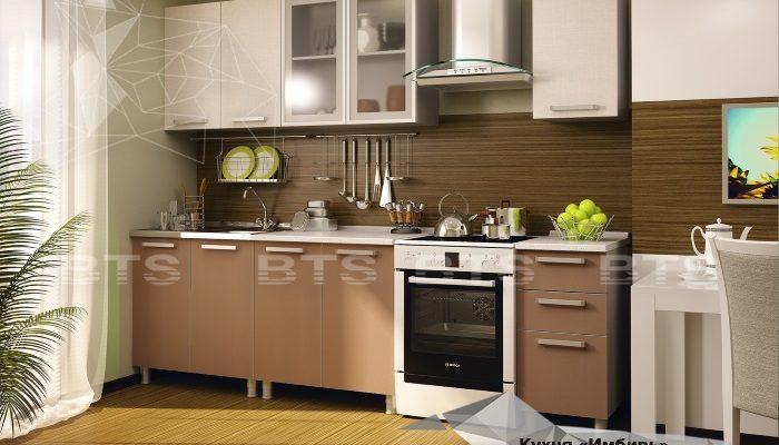 кухонный гарнитур - Имбирь