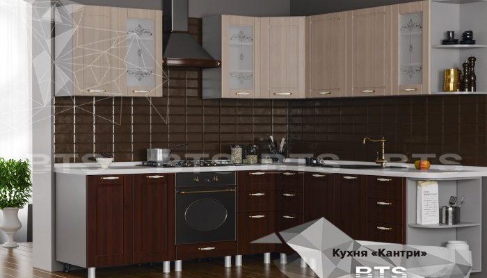 кухонный гарнитур - Кантри — 2