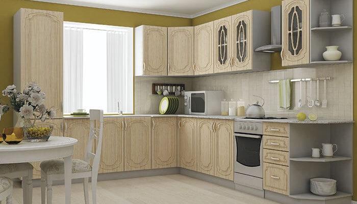 кухонный гарнитур - Настя — 2