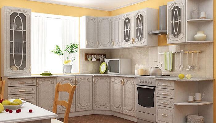 кухонный гарнитур - Настя — 5