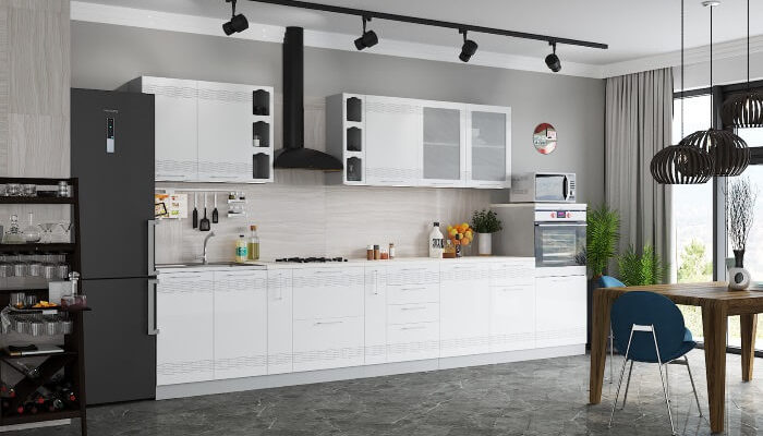 кухонный гарнитур - Валерия — 1