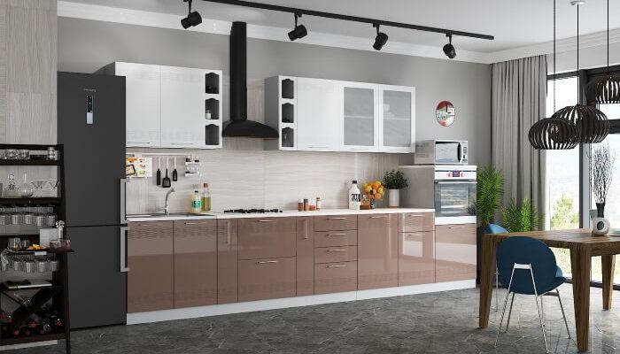 кухонный гарнитур - Валерия — 10