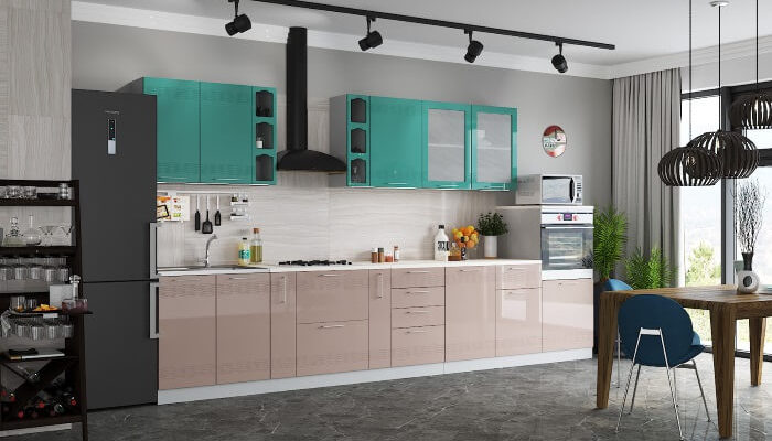 кухонный гарнитур - Валерия — 7